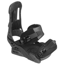 Forum Republic Snowboard Bindings in Industrial Grey - Closeouts