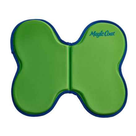 Four Paws Magic Coat Kneeling Pad in Green - Closeouts