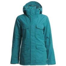 Foursquare Artisan Jacket (For Women) in Blue Book - Closeouts