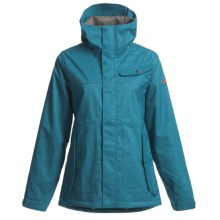 Foursquare Easel 3-in-1 Jacket - Waterproof (For Women) in Blue Book - Closeouts