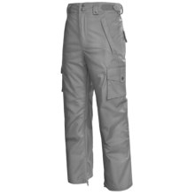 Foursquare Studio Snow Pants - Waterproof (For Men) in Cast Iron - Closeouts