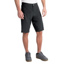 Fox Racing Attack Ultra Mountain Bike Shorts - 2-Piece (For Men) in Black - Closeouts