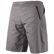 Fox Racing Baseline Mountain Bike Shorts (For Men) in Grey - Closeouts