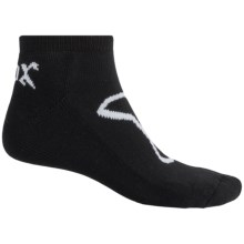 Fox Racing Core Socks - Below the Ankle (For Men) in Black - Closeouts