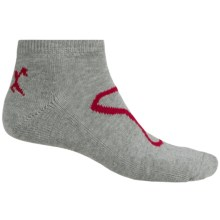 Fox Racing Core Socks - Below the Ankle (For Men) in Heather Grey - Closeouts