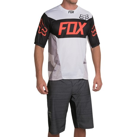 Fox Racing Demo Device Cycling Jersey Short Sleeve (For Men)