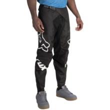Fox Racing Demo DH Mountain Bike Pants (For Men) in Black - Closeouts