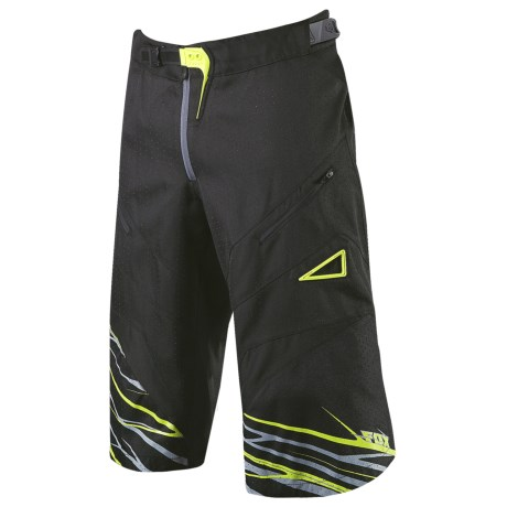 Fox Racing Demo Mountain Bike Shorts (For Men) in Red