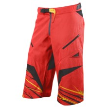 Fox Racing Demo Mountain Bike Shorts (For Men) in Red - Closeouts