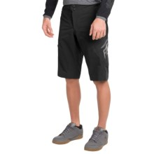 Fox Racing Explore Cycling Shorts (For Men) in Black - Closeouts