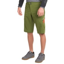 Fox Racing Explore Cycling Shorts (For Men) in Fatigue Green - Closeouts