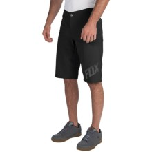 Fox Racing Indicator Bike Shorts (For Men) in Black - Closeouts