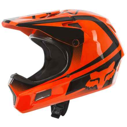 Fox Racing Rampage Comp Imperial Full Face Mountain Bike Helmet (For Men) in Flo Orange - Closeouts