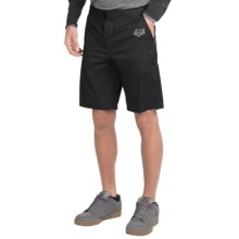 Fox Racing Ranger Mountain Bike Shorts (For Men) in Black - Closeouts