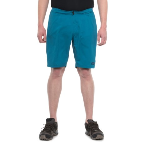 945a2ca2ee Fox Racing Ranger Mountain Bike Shorts - Removable Liner (For Men) in Teal