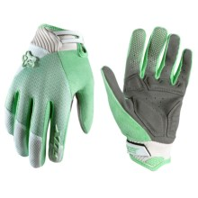 Fox Racing Reflex Gel Gloves (For Women) in Light Green - Closeouts