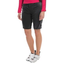 Fox Racing Ripley Bike Shorts (For Women) in Black/Pink - Closeouts