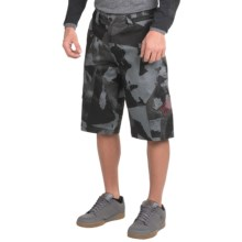 Fox Racing Sergeant Mountain Bike Shorts (For Men) in Black Camo - Closeouts