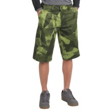 Fox Racing Sergeant Mountain Bike Shorts (For Men) in Olive Camo - Closeouts