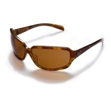 Fox Racing The Intro Sunglasses in Tortoise/Bronze - Closeouts