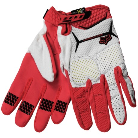 Fox Racing Unabomber Mountain Bike Gloves For Men and Women