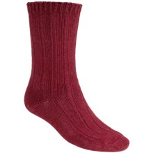 Fox River All-Around Classic Socks - Midweight, Crew (For Men and Women) in Cardinal - Closeouts