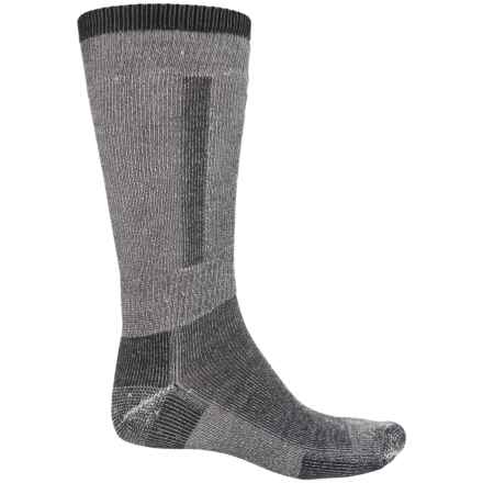 Fox River All Weather Boot Socks - Mid Calf (For Men) in Black - Closeouts