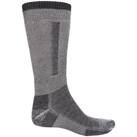 Fox River All Weather Boot Socks - Mid Calf (For Men) in Black