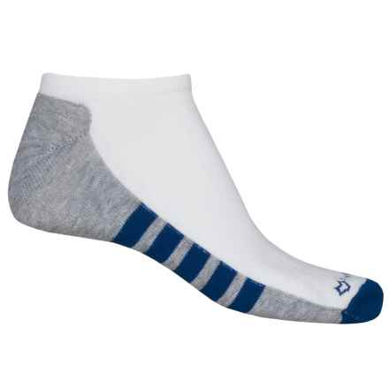 Fox River Archer Lightweight Socks - Ankle (For Men) in White/Roya - Closeouts