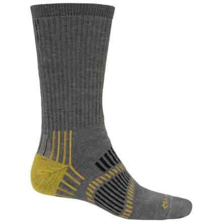 Fox River Atlas PrimaLoft® Socks - Merino Wool, Crew (For Men and Women) in Grey - Closeouts