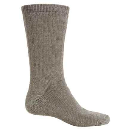 Fox River Backpacker II Socks - Merino Wool Blend, Mid Calf (For Men and Women) in Basil - Overstock