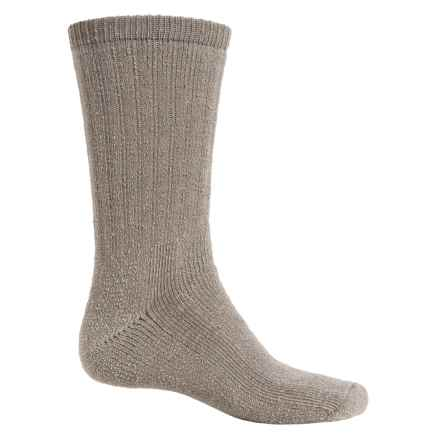 Fox River Backpacker II Socks - Merino Wool Blend, Mid Calf (For Men and Women) in Rope - Overstock