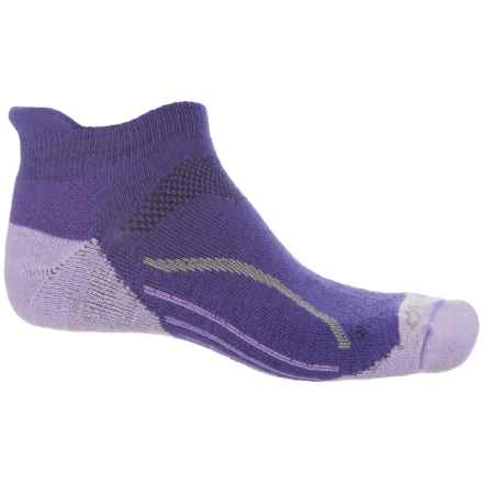 Fox River Basecamp Heel Tab Socks - Ankle (For Men and Women) in Blue - Closeouts
