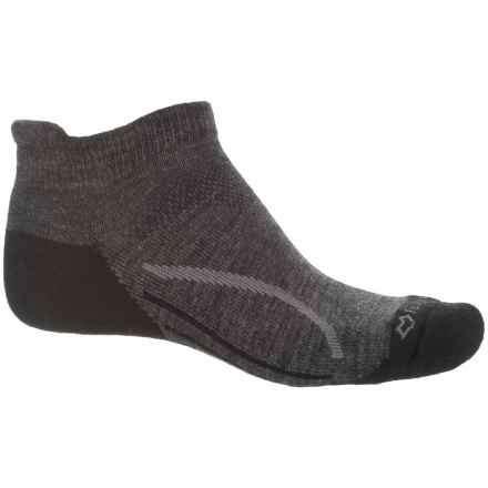 Fox River Basecamp Heel Tab Socks - Ankle (For Men and Women) in Charcoal - Closeouts
