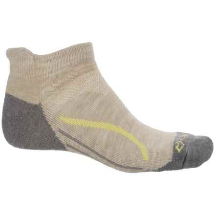 Fox River Basecamp Heel Tab Socks - Ankle (For Men and Women) in Khaki - Closeouts