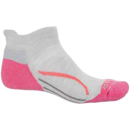 Fox River Basecamp Heel Tab Socks - Ankle (For Men and Women) in Raspberry - Closeouts