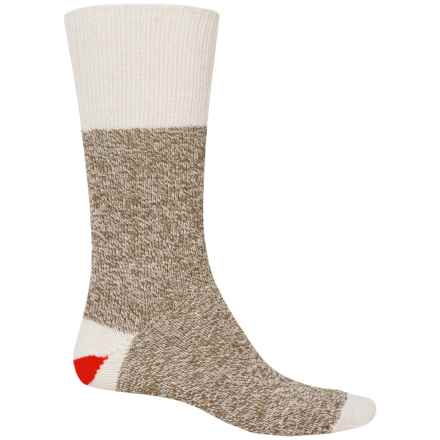 Fox River Casual Socks - Crew (For Men and Women) in Asst - 2nds