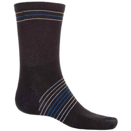 Fox River Chord Ultralight Socks - Crew (For Men) in Black - Closeouts