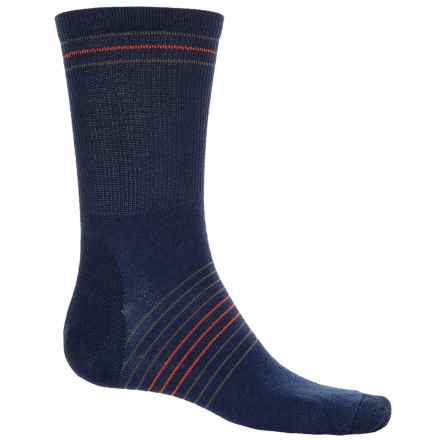 Fox River Chord Ultralight Socks - Crew (For Men) in Navy - Closeouts