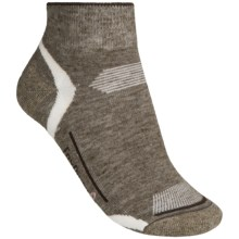Fox River Cirrus Crew Socks - Merino Wool (For Women) in Taupe - Closeouts