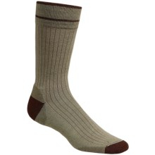 Fox River City Street Socks - Merino Wool, Crew (For Men) in Moss - Closeouts