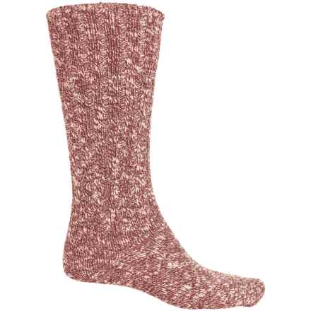 Fox River Classic Ragg Socks - Crew (For Men) in Fire Brick - Closeouts