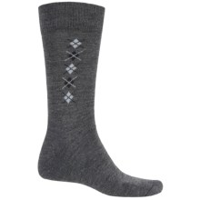 Fox River Everyday Merino Wool Socks - Crew (For Men) in Dark Charcoal - Closeouts