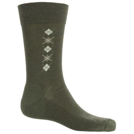 Fox River Everyday Merino Wool Socks - Crew (For Men)