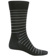 Fox River Everyday Ultralight Socks - Merino Wool, Crew (For Men) in Black - Closeouts