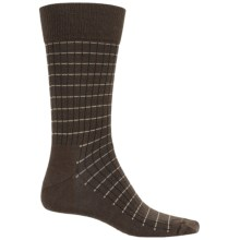 Fox River Everyday Ultralight Socks - Merino Wool, Crew (For Men) in Chestnut - Closeouts