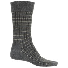 Fox River Everyday Ultralight Socks - Merino Wool, Crew (For Men) in Dark Charcoal - Closeouts