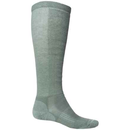 Fox River Fatigue Fighter Military Socks - Over the Calf (For Men) in Sage - Closeouts