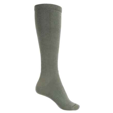 Fox River Fatigue Fighter® Socks - Over the Calf (For Women) in Foliage Green - Overstock