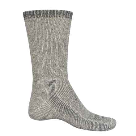 Fox River Full-Cushion Heavyweight Socks - Wool Blend, Crew (For Men) in Charcoal - Closeouts